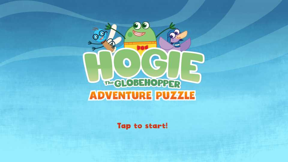 HOGIE THE GLOBEHOPPPER ADVENTURE PUZZLE – Bzuu – The best online